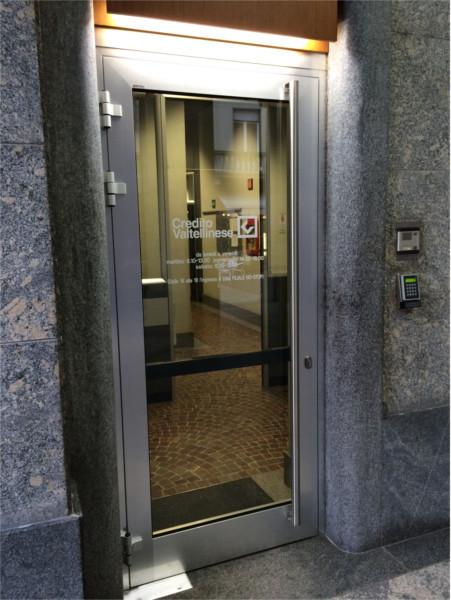 Porta ingresso uffici